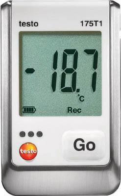 【代引不可】【メーカー直送】 テストー【計測機器】 温度データロガ内蔵1チャンネル TESTO175T1 (3924858)【ラッピング不可】