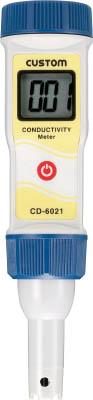 【代引不可】【メーカー直送】 カスタム【計測機器】防水型導電率計 CD6021 (3651711)【ラッピング不可】