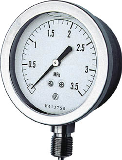 【代引不可】【メーカー直送】 長野計器【計測機器】グリセン入圧力計 GV511335.0MP (1614533)【ラッピング不可】