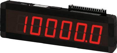 【代引不可】【メーカー直送】 ライン精機【計測機器】 中型表示カウンタ G90301 (7517327)【ラッピング不可】