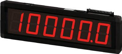 【代引不可】【メーカー直送】 ライン精機【計測機器】 大型表示カウンタ G95301 (7517343)【ラッピング不可】