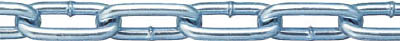 【代引不可】【メーカー直送】 ニッサチェイン【建築金物】 鉄ユニクロ溶接リンクチェイン 6.5mmX30M IW2065 (3557537)【ラッピング不可】