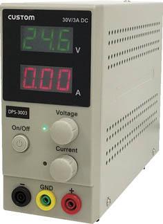 【代引不可】【メーカー直送】 カスタム【電気・電子部品】直流安定化電源 DPS3005 (7567197)【ラッピング不可】