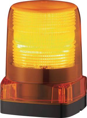 【代引不可】【メーカー直送】 パトライト【電気・電子部品】 LEDフラッシュ表示灯 LFH24Y (7514549)【ラッピング不可】