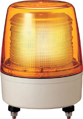 【代引不可】【メーカー直送】 パトライト【電気・電子部品】 中型LEDフラッシュ表示灯 XPE24Y (7515065)【ラッピング不可】