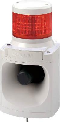 【代引不可】【メーカー直送】 パトライト【電気・電子部品】 LED積層信号灯付キ電子音報知器 LKEH102FAR (7514620)【ラッピング不可】