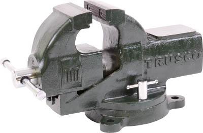 【代引不可】【メーカー直送】 トラスコ中山【クランプ・バイス】強力アプライトバイス(回転台付タイプ) 150mm TSRV150 (4453514)【ラッピング不可】
