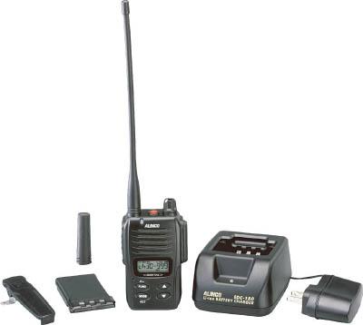 【代引不可】【メーカー直送】 アルインコ 電子事業部【安全用品】 デジタル登録局無線機1Wタイプ薄型セット DJDP10A (3853730)【ラッピング不可】
