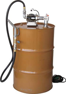 【代引不可】【メーカー直送】 アクアシステム【ポンプ】 高粘度オイル電動ドラム缶用ポンプ(100V) オイル 油 EVD100 (4100425)【ラッピング不可】
