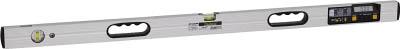 【代引不可】【メーカー直送】 エビス【測量用品】 磁石付デジタルレベル 1200mm ED120DGLMN (4104854)【ラッピング不可】