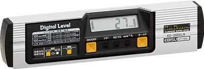 【代引不可】【メーカー直送】 エビス【測量用品】 デジタルレベル 260mm ED26DGLN (4105141)【ラッピング不可】