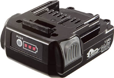 【代引不可】【メーカー直送】 MAX 【電動工具・油圧工具】 MAX 【電動工具・油圧工具】 14.4Vリチウムイオン電池パック 1.5Ah JPL91415A (4716078)【ラッピング不可】