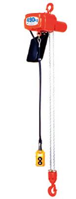 【代引不可】【メーカー直送】 象印チェンブロック【チェンブロック・クレーン】単相100V小型電気チェーンブロック(1速型)490KG ASK4930 (2422557)【ラッピング不可】