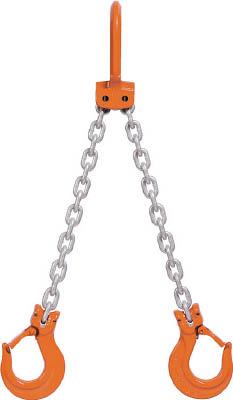 【代引不可】【メーカー直送】 象印チェンブロック【吊りクランプ・スリング・荷締機】チェーンスリング(ピンタイプ)2本吊リ・3.4t 2WH8 (3901904)【ラッピング不可】