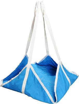 【代引不可】【メーカー直送】 丸善織物【吊りクランプ・スリング・荷締機】 トラッシュシート TS15B (3249298)【ラッピング不可】