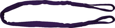 【代引不可】【メーカー直送】 東レインターナショナル【吊りクランプ・スリング・荷締機】 マルチスリング HE形 両端アイ形 1.6t 長サ6.0m HEW016X6.0 (7532202)【ラッピング不可】