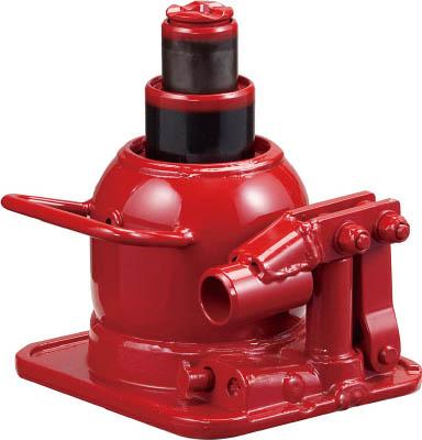 【代引不可】【メーカー直送】 マサダ製作所【ウインチ・ジャッキ】 三段式油圧ジャッキ HFT3 (4125207)【ラッピング不可】