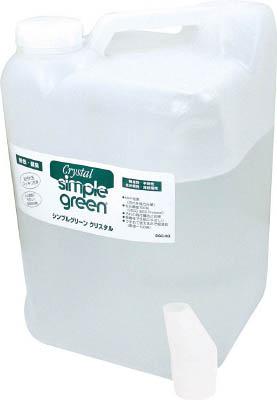 【代引不可】【メーカー直送】 KDS 【清掃用品】 シンプルグリーンクリスタル5G詰替 SGC5G (2943387)【ラッピング不可】