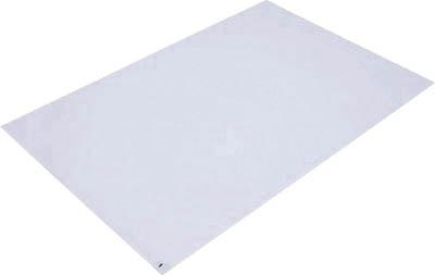 【代引不可】【メーカー直送】 TRUSCO トラスコ中山 【床材用品】 粘着クリーンマット 600X1200MM ホワイト 10シート入 CM601210W (7679289)【ラッピング不可】