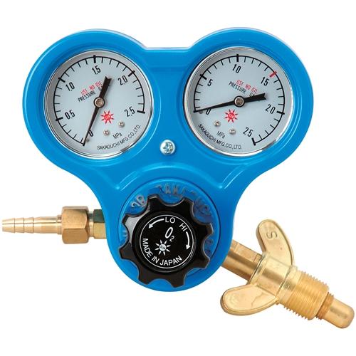 (代引不可) スズキット W-97 酸素調整器(関西用) (ラッピング不可)