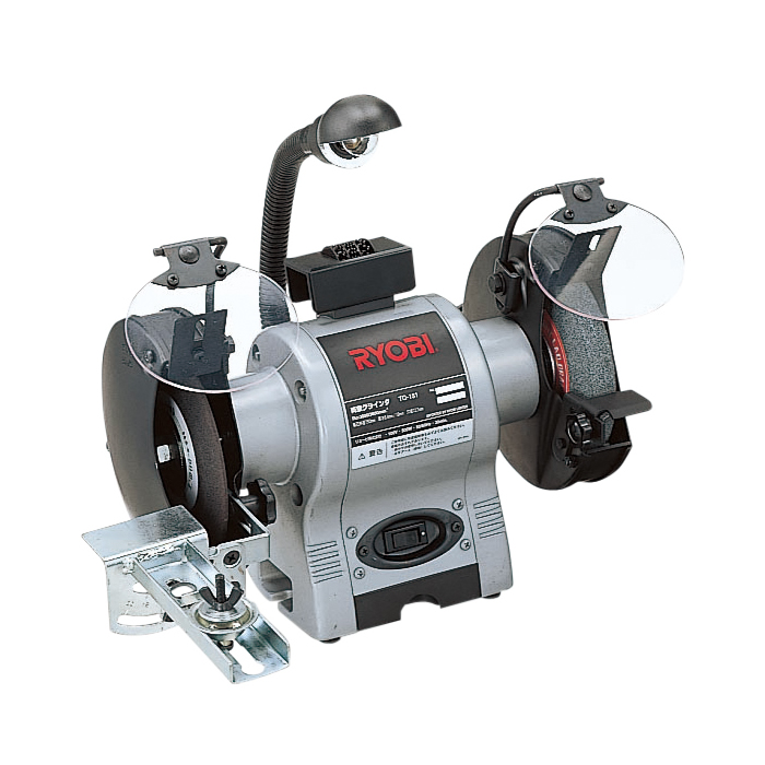(代引き不可)両頭グラインダー 電動工具 リョービ TG-151 (3369153) TG151 RYOBI(ラッピング不可)