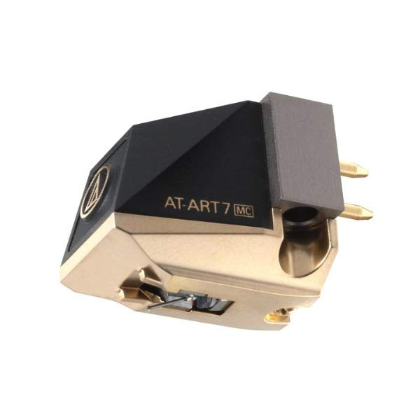 オーディオテクニカ 空芯MC型(デュアルムービングコイル)ステレオカートリッジ AT-ART7 [アナログアクセサリー][audio-technica]