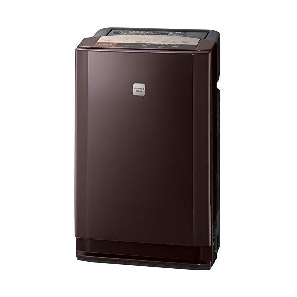 日立(HITACHI) 空気清浄機 EP-LV1000-T ブラウン [クリエア][加湿・除湿機能付き][空調機器]