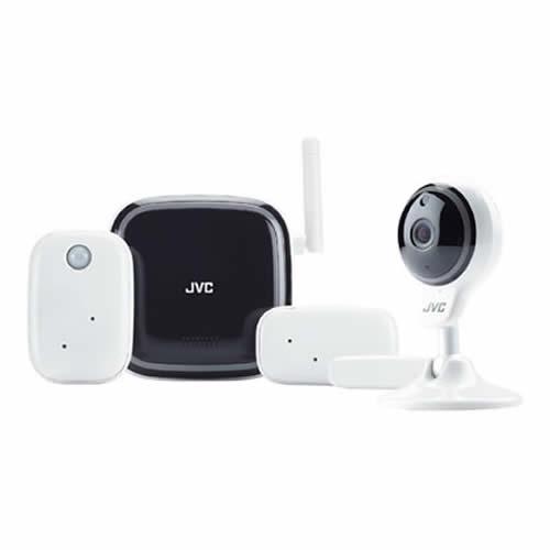 JVCケンウッド ホームモニタリングシステム GV-F1KIT [見守りカメラ][ネットワークカメラ]