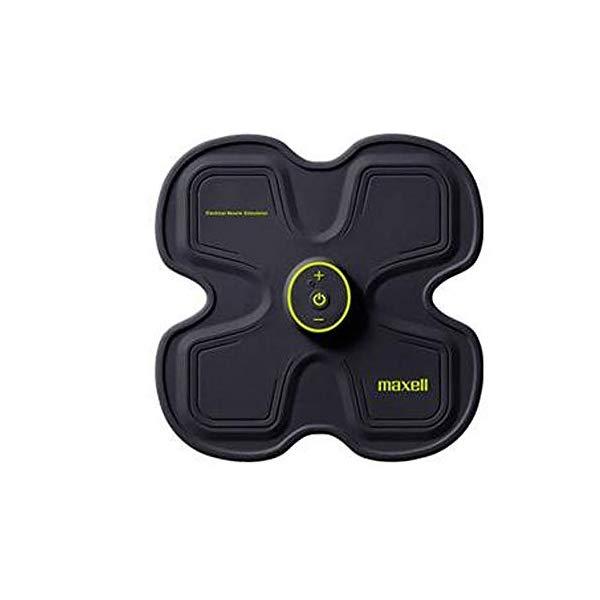 4極タイプ maxell(マクセル) ACTIVEPAD「もてケア」 MXES-R400YG [アクティブパッド/EMS運動器]