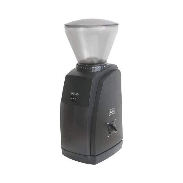 メリタジャパン 家庭用コーヒーグラインダー VARIO-E CG-121 [コーヒーミル][VARIOE][Melitta]