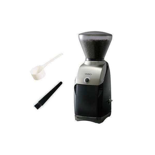 【メジャーカップ・クリーニングブラシ付き!】メリタ(Melitta) 家庭用コーヒーグラインダー VARIO-V CG-122 [VARIOV][ミル]