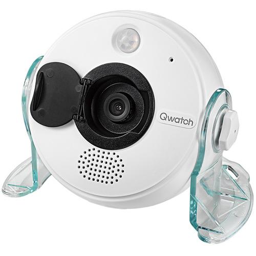アイ・オー・データ TS-WRLA「Qwatch」 見守りカメラ 無線LAN対応ネットワークカメラ 屋内専用 (TS-WRLPと同等モデル)(TSWRLA)(I-O DATA)