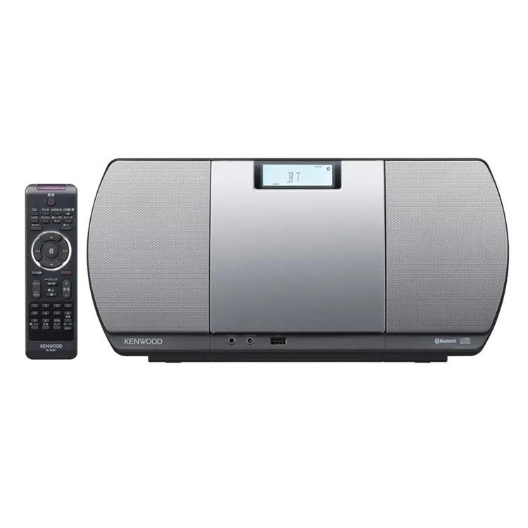 ケンウッド CD/Bluetooth/USBパーソナルオーディオシステム CR-D3-S シルバー (CRD3S)(KENWOOD) (ラッピング不可)