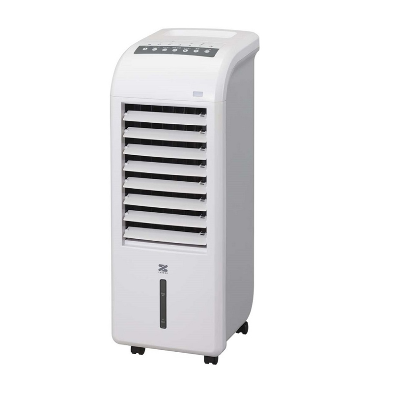 ゼンケン スリム温冷風扇 ヒート&クール ZHC-1200 ZHC1200 空調機器 (ZENKEN)(ラッピング不可)
