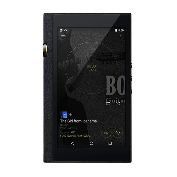 (12月上旬頃入荷)デジタルオーディオプレーヤー ミュージックプレーヤー ポータブル ハイレゾ DP-X1A(B) ブラック オンキヨー オンキョー ONKYO