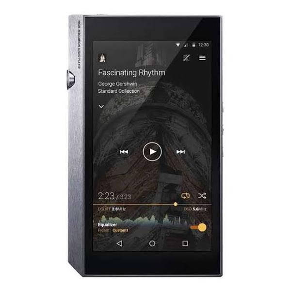 (12月上旬頃入荷)デジタルオーディオプレーヤー ミュージックプレーヤー ポータブル ハイレゾ XDP-300R(S) シルバー パイオニア pioneer