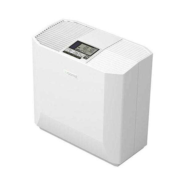 三菱重工 ハイブリット式加湿器 roomist ルーミスト SHK90SR-W クリアホワイト おもに14.5畳用 プラズマW除菌 エコ運転 エアコン連動 加湿機 SHK90SRW(ラッピング不可)