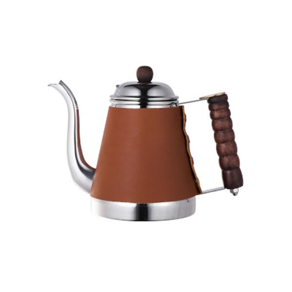 ハンドドリップ カリタ ウェーブポット レザー #52074 コーヒー用品 ドリップ専用 Kalita