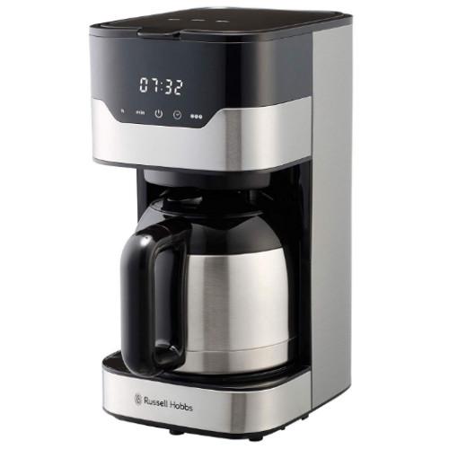 (タッチパネル)(8カップ)ラッセルホブス GranDrip8cup 7653JP グランドリップ コーヒーメーカー Russell hobbs