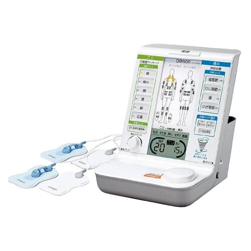 OMRON オムロン 電気治療器 HV-F5000 治療器 HVF5000 (ラッピング不可)