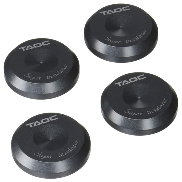 【メーカー直送】【代引不可】 TAOC【インシュレーター】 タオック スパイク用 PTS-A (4個1組) 【ラッピング不可】
