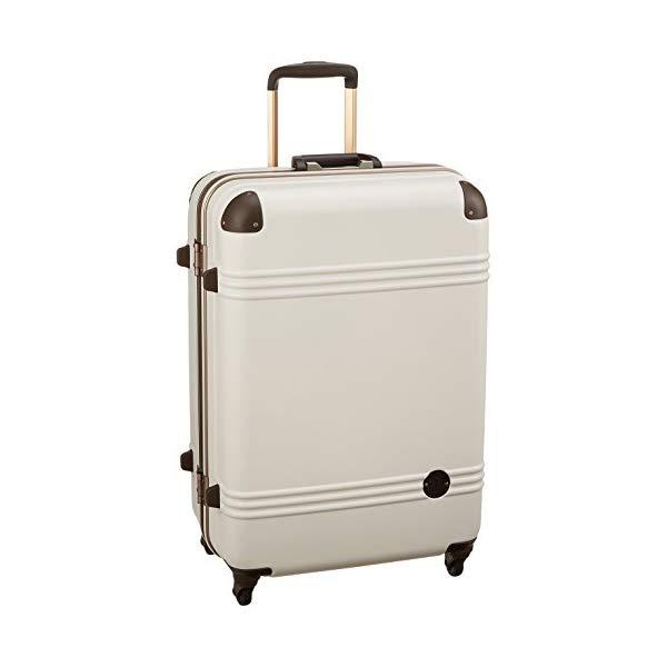 【★ポイント10倍!】 サンコー鞄 【スーツケース】【MATH-63】 MATATABI(マタタビ) [約63L] 【カラー選択:ベージュ/ブラウン】