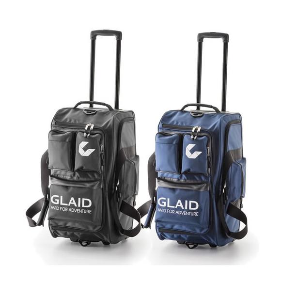 (ポイント10倍中!)アジア・ラゲージ (ボストンキャリー) GLBT-5000 4WAY ボストンリュックキャリー GLAID(グライド) 約73L (カラー選択式)(ラッピング不可)