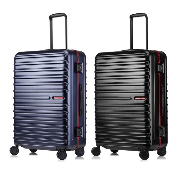 (ポイント10倍中!)(長期滞在用)サンコー鞄 スーツケース (WIZM-69) Wizard-M (約85L)(カラー選択式)(ラッピング不可)