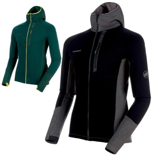 MAMMUT マムート 1014-00310 Aconcagua Pro ML Hooded Jacket Men Mサイズ(EU/ユーロサイズ)(メンズ/男性用)(カラー選択式)