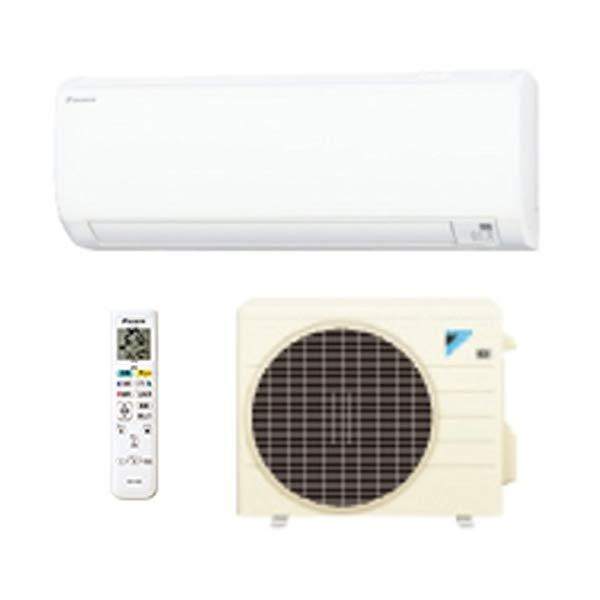 DAIKIN(ダイキン)冷暖エアコン S28VTES-W(F28VTESW+R28VES)ホワイト(Eシリーズ/10畳程度)(ラッピング不可)
