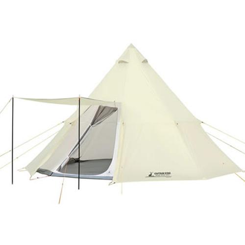 CAPTAIN STAG【テント】 CSクラシック ワンポールテント オクタゴン460UV (UA-35/UA-0035) 【ラッピング不可】