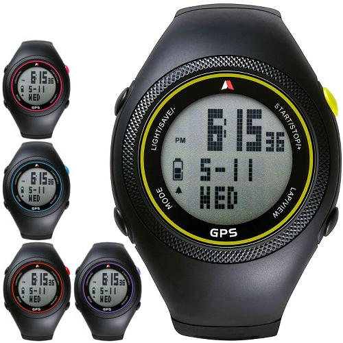 Shot Navi Actino (アクティノ) Running Watch WT300 (GPSランニングウォッチ)
