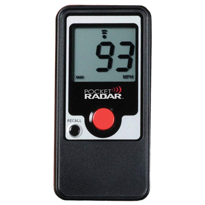 POCKET RADAR ポケットレーダー PR1000【スピード計測器/スピードガン】