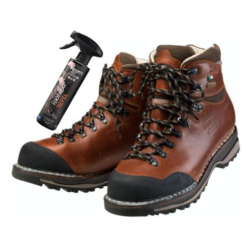 CARABAN(キャラバン)zamberlan(ザンバラン) トファーネ NW GT (481:ブリック)&撥水剤セット(EU/ユーロサイズ)(登山靴)(ラッピング不可)
